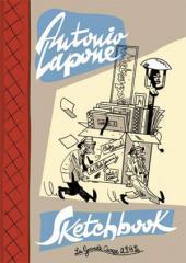 (AUT) Lapone - Sketchbook Antonio Lapone
