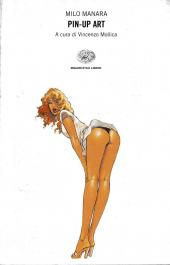 (AUT) Manara -ITA- Pin-up art