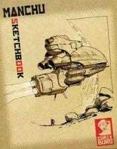 (AUT) Manchu - Sketchbook Manchu