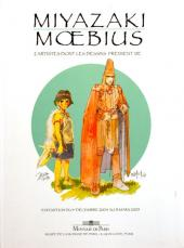 (AUT) Miyazaki - Moebius - 2 artistes dont les dessins prennent vie