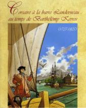 (AUT) Pellerin -4- Corsaire à la barre Landerneau au temps de Barthélémy Kerros