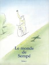 (AUT) Sempé -28- Le monde de Sempé - Volume 1