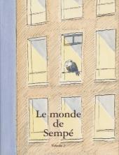 (AUT) Sempé -29- Le monde de Sempé - Volume 2