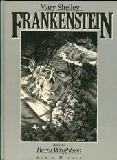 (AUT) Wrightson, Berni - Frankenstein