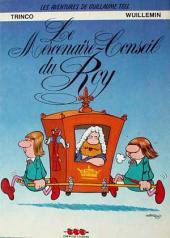 Guillaume Tell (Les aventures de) -2- Le Mercenaire Conseil du Roy