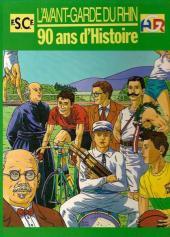 L'avant-garde du Rhin - 90 ans d'Histoire
