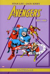 Avengers (The) (L'intégrale) -1- L'intégrale 1963-1964