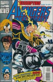 Avengers West Coast (1989) -101- Bloodties part 3 : bloodties