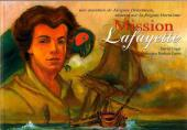 Jacques Drouineau, mousse sur la frégate Hermione (Une aventure de) -1- Mission Lafayette