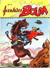 Aventures BOUM -REC6- Album N° 6 (du n°30 au n°34)