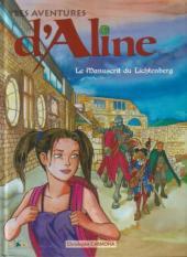 Les aventures d'Aline -1b2007- Le Manuscrit du Lichtenberg