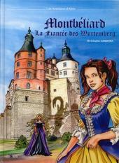 Les aventures d'Aline -4- Montbéliard - La Fiancée des Wurtemberg