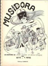 Alex Médoc et Belle Époque (Les aventures d') -2- Musidora - La Nuit venue...