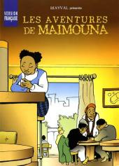 Les aventures de Maïmouna -1- Les aventures de maïmouna