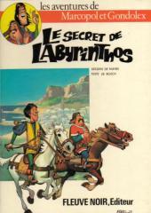 Marcopol et Gondolex (Les aventures de) -1- Le secret de Labyrinthos