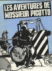 Les aventures de Mossieur Picotto -1- Aventures de Mossieur Picotto
