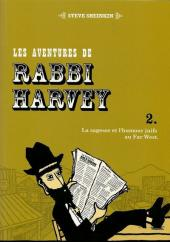 Les aventures de Rabbi Harvey -2- Tome second