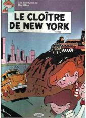 Ray Gliss (Les aventures de) -2- Le cloître de New York