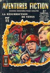 Aventures fiction (2e série) -11- La résurrection de Vénus