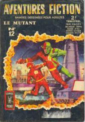 Aventures fiction (2e série) -12- Le mutant
