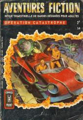 Aventures fiction (2e série) -14- Opération catastrophe