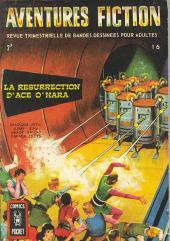 Aventures fiction (2e série) -16- La résurrection d'Ace O'hara