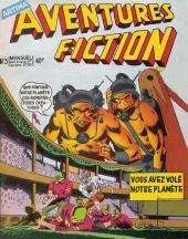 Aventures fiction (1re série) -3- Vous avez volé notre planète