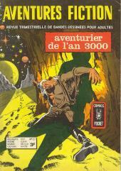Aventures fiction (2e série) -27- Aventurier de l'an 3000
