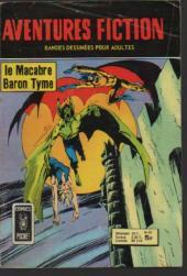 Aventures fiction (2e série) -55- Le macabre Baron Tyme