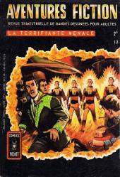 Aventures fiction (2e série) -13- La terrifiante menace