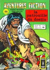 Aventures fiction (2e série) -43- La Patrouille du Destin