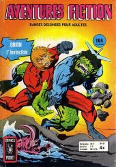 Aventures fiction (2e série) -49- Orion l'invincible