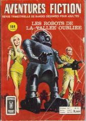 Aventures fiction (2e série) -30- Les robots de la vallée oubliée