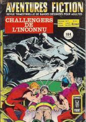 Aventures fiction (2e série) -33- Challengers de l'inconnu