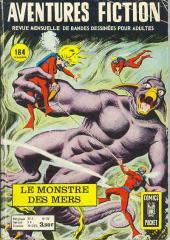 Aventures fiction (2e série) -35- Le monstre des mers
