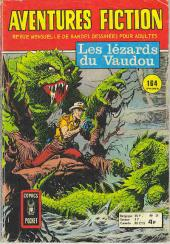 Aventures fiction (2e série) -39- Les lézards du vaudou