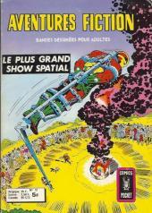 Aventures fiction (2e série) -57- Le plus grand show spatial
