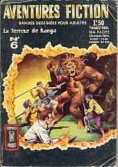 Aventures fiction (2e série) -6- La terreur de Kanga