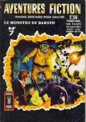Aventures fiction (2e série) -7- Le monstre de Barsto