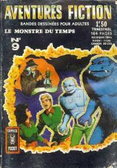 Aventures fiction (2e série) -9- Le monstre du temps
