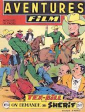 Aventures Film (1re série - Artima) -30- On demande un shérif