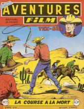 Aventures Film (1re série - Artima) -73- La course à la mort