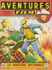 Aventures Film (1re série - Artima) -89- La machine infernale