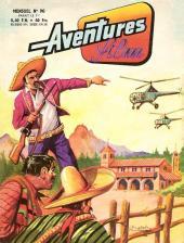Aventures Film (1re série - Artima) -90- Réginaldo contre Ramirez