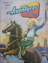 Aventures Film (1re série - Artima) -93- La tactique de Réginaldo