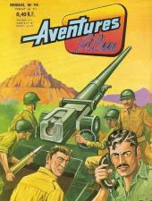 Aventures Film (1re série - Artima) -94- Le gouvernement du général Réginaldo