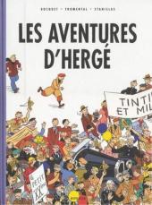 Les aventures d'Hergé - Tome TT