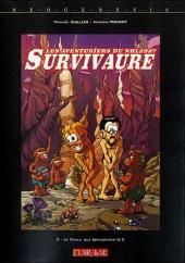 Les aventuriers du NHL2987 Survivaure -2- Le cycle des Krygonites C.2