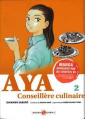 Aya conseillère culinaire -2- Tome 2