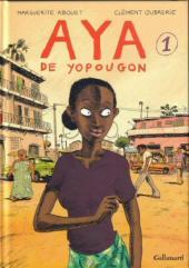 Aya de Yopougon -1a- Volume 1